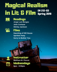 Magical Realism in Lit and Film
